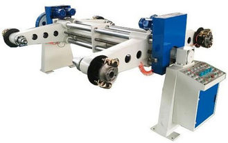 China 2.2KW Single Facer Corrugated Machine Width 1400mm A3 Steel Structure Pneumatic Brake Set supplier