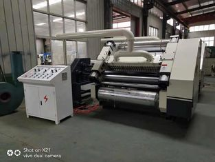 China 280 Type Single Face Paper Corrugation Machine High Accuracy Stable Operation supplier