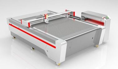 China 9KW Cardboard Box Manufacturing Equipment 200-1000mm/S With Multiple Cutting Knives supplier