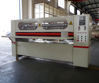 China Professional Manual Adjust Slitter Scorer / Thin Blade Machine 4kw Power supplier
