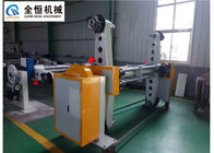1.5T Corrugated Paper Making Machine , Mechanical Drive Paper Corrugation Machine