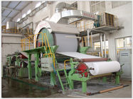 China Width 1900mm Toilet Paper Making Machine , Speed Control Craft Paper Making Machine factory