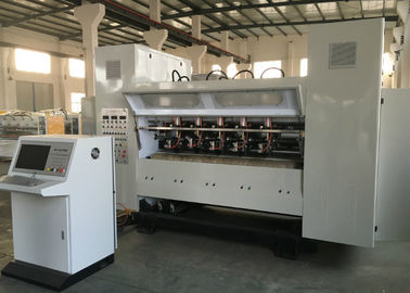 China 29kw Corrugated Slitter Machine Electric Drive Steel Material PLC Control System distributor