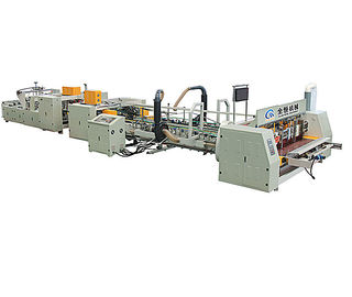 China 12kw Corrugated Box Stitcher  Servo Motor , Carton Stitching Machine 1000 Nail / Min factory