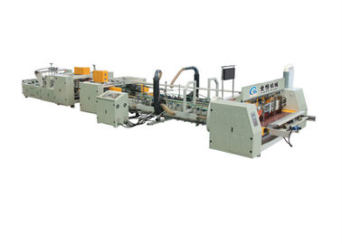 Thin Blade Slitter Scorer Machine , Box Stitching Machine For Corrugated Cardboard