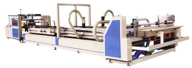 China High Speed Carton Folder Gluer Machine Automatic Binding 5100KG ISO Certification factory