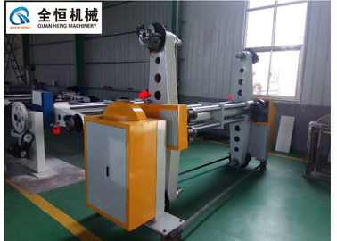 China 1.5T Corrugated Paper Making Machine , Mechanical Drive Paper Corrugation Machine distributor