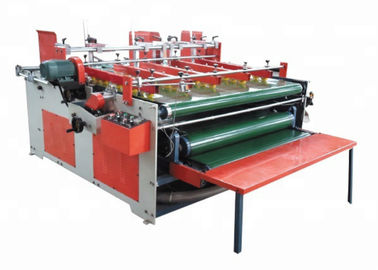 China 5 Ply Corrugated Paper Making Machine Automatic Folding Smooth Feeding Wear Resistant distributor