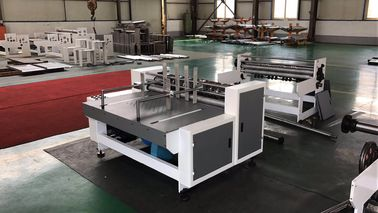 China corrugated cardboard High Speed Corrugated Carton Partition Slotter Machine 1 Year Warranty distributor