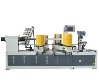 China 2-12 Floors Paper Core Tube Making Machine 2 Wheel Drive PLC Control CE Approved factory