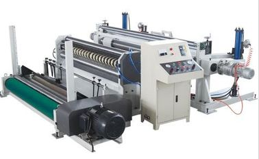 380V Paper Slitter Rewinder Machine , High Speed Paper Board Making Machine