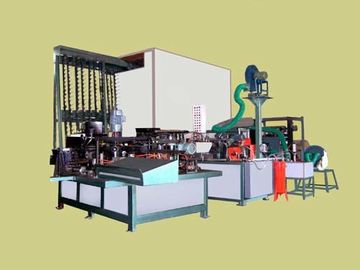 China Conical Paper Core Tube Making Machine 25-50 Cone/Min Two Speed Inverter Control distributor