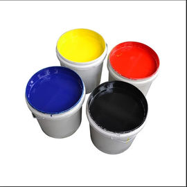 China Multi Colors Water Based Flexo Ink , Flexographic Printing Inks For Corrugated Box distributor