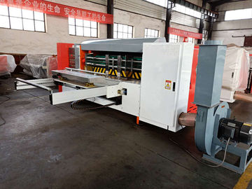 China QH-PACK High Speed Automatic Die Cutting Machine Heavy Duty 1 Year Warranty factory