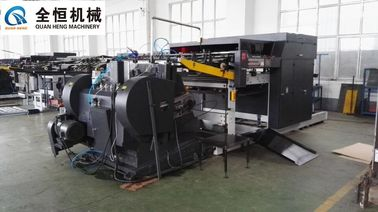China Automatic Feeder Cardboard Creasing And Die Cutting Machine / Die Punching Machine factory