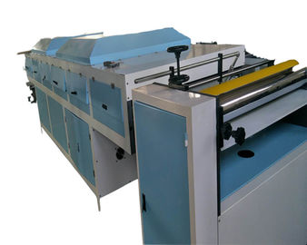 China High Quality Good Price 1200mm Automatic UV Coating Machine distributor