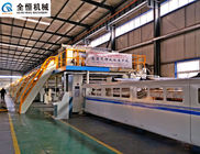 250kw Corrugated Cardboard Making Machine Width 1400mm-2500mm Electricity 380V 50Hz