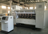 29kw Corrugated Slitter Machine Electric Drive Steel Material PLC Control System