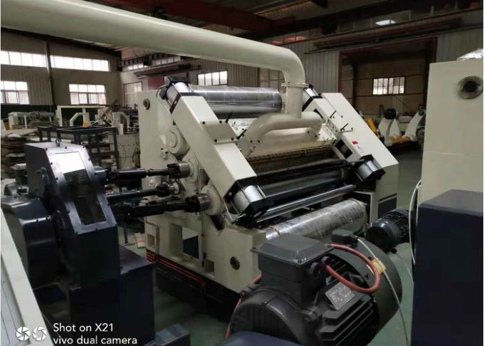 280 Type Single Face Paper Corrugation Machine High Accuracy Stable Operation
